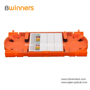 12 Core 24 Core Fiber Optic Splice Tray